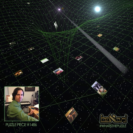 """WHAT IS THE PUZZLE - PIECE #1486 """"Rob Teehan bringing the tracks to the next level."""""""